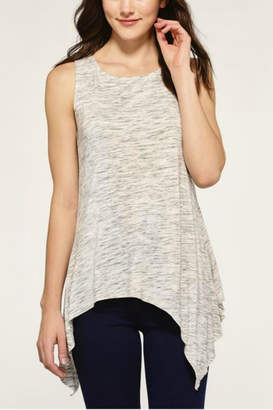 Paige Charlie Asymmetric Flowing Tank