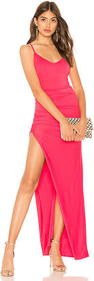 by the way. Anastasia V Neck Maxi Dress