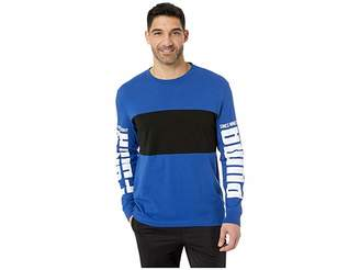 Puma Rebel Up Long Sleeve Raglan Tee