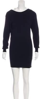 Alexander Wang Merino Wool Knit Dress