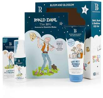 Bloom & Blossom Bloom and Blossom The BFG Bath, Book & Bedtime Gift Set - No Colour