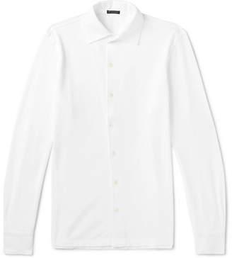 Rubinacci Cotton-Piqué Polo Shirt