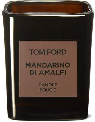 Tom Ford Grooming - Mandarino Di Amalfi Scented Candle, 200g - Colorless