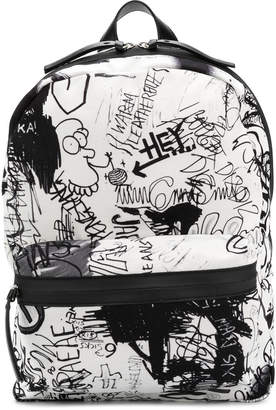 MM6 MAISON MARGIELA drawings backpack