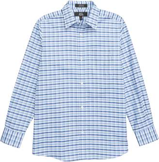 Nordstrom Gingham Dress Shirt