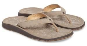 c15428b7d OluKai Beige Women s Sandals - ShopStyle