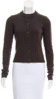 Inhabit Layered Cashmere Sweater