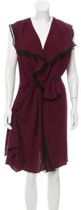 Roksanda Sleeveless Knee-Length Dress