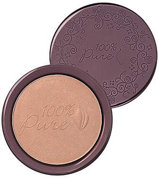 100% Pure Cocoa Pigmented Bronzer.