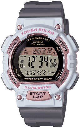Casio Tough Solar Illuminator Womens Runner Sport Watch STLS300H-4A