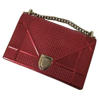 Christian Dior Diorama leather crossbody bag