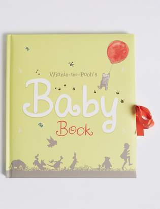Marks and Spencer Winnie the Pooh & Friends Baby Book