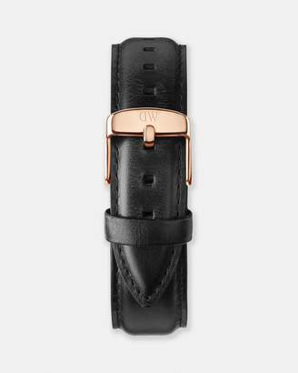 Daniel Wellington Sheffield Rose Gold Strap 20mm