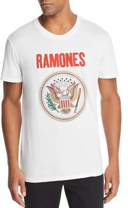 One Bxwd Ramones Graphic Tee