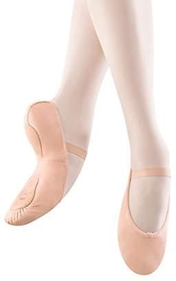 Bloch Dance Dansoft Split Sole Ballet Slipper - Little Kid (4-8 Years)