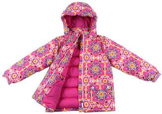 Kimi + Kai Little Girls' Cali Down-Fill Winter/Snow Coat, Size 4-6X