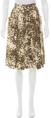 Stella McCartney Printed Knee-Length Skirt