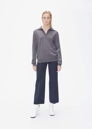 Maison Margiela Long Sleeve Polo Knit