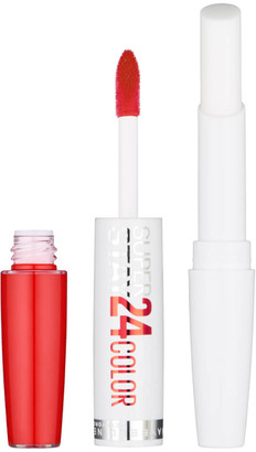 Maybelline Superstay 24hr Super Impact Lip Colour (Various Shades) - Steady Red-y