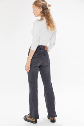 Levi's Levis Ribcage High-Waisted Flare Jean You Only Live Twice