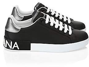 Dolce & Gabbana Men's Portofino Sneakers