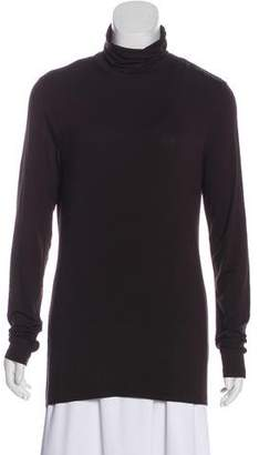Ralph Lauren Black Label Turtleneck Long Sleeve Top