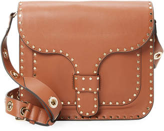Rebecca Minkoff Large Studded Messenger Bag