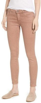 Women's Ag The Legging Ankle Jeans $255 thestylecure.com