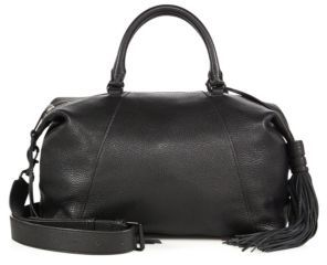 Rebecca Minkoff Isobel Leather Satchel $345 thestylecure.com