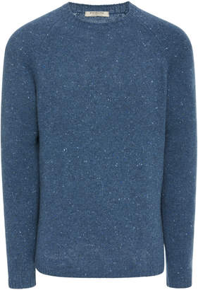 Fioroni Melange Cashmere Sweater