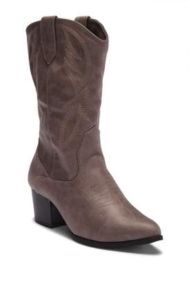 Wild Diva Lounge Kendra Western Boots