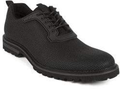 Kenneth Cole Reaction Daxten Textured Lace-Up Sneakers