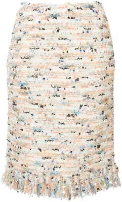 Coohem (コーヘン) - COOHEM Vimar tweed skirt