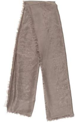 Loro Piana Metallic Cashmere Scarf w/ Tags metallic Metallic Cashmere Scarf w/ Tags