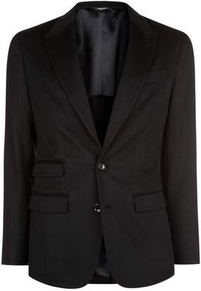 Dolce & Gabbana Two-Button Cashmere Jacket