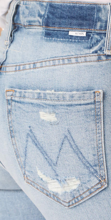 MOTHER The Tomcat Jeans 2