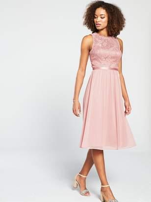 Very Bridesmaid Prom Dress - Blush
