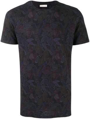 Etro flower pattern T-shirt