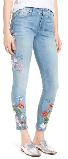 7 For All Mankind(R) The Ankle Skinny Jeans