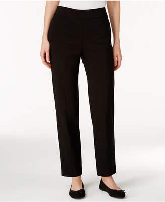 Alfred Dunner Allure Pull-On Slim-Leg Pants