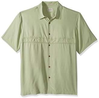 Quiksilver Men's Waterman Tahiti Palms 4 Woven Shirt