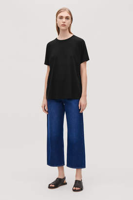 Cos RELAXED KIMONO-SLEEVED T-SHIRT