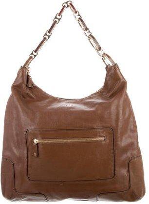 Anya HindmarchAnya Hindmarch Leather Messenger Bag