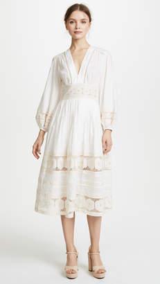 Zimmermann Prima Broiderie Day Dress
