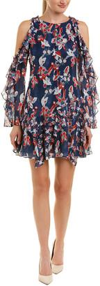 Tanya Taylor Silk A-Line Dress