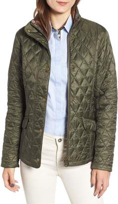 Barbour x Liberty Victoria Quilted Jacket