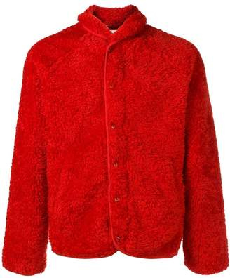 YMC textured jacket
