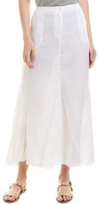 XCVI Women's Kendall Skirt-101 Linen