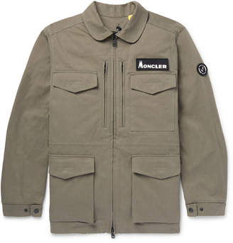 Moncler Genius 7 Fragment Davis Twill Down Field Jacket