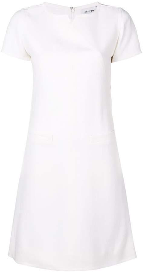 Courrèges 100 mini dress